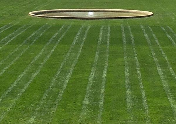 commercial mower marks