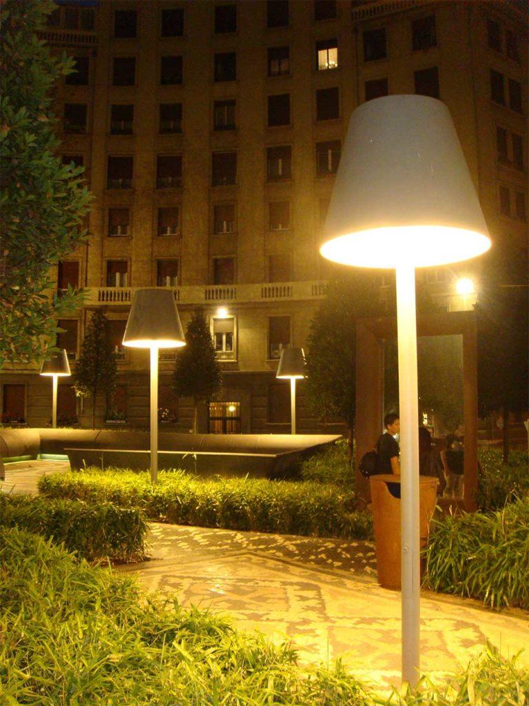 landscape security lighting