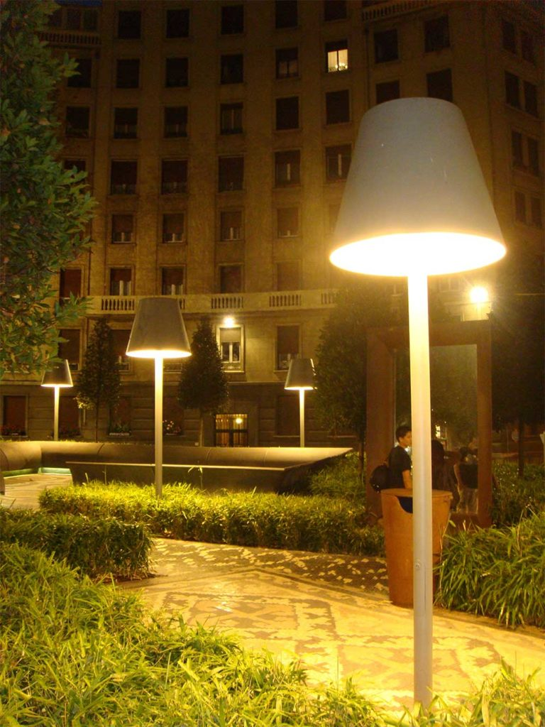 landscape security lighting