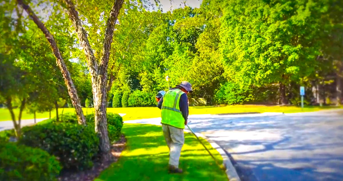 HOA Landscape Maintenance