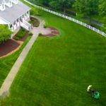 Mowing Drone